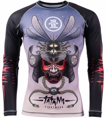 Tatami Dragon Fly V2 Rash Guard L/S BJJ Fightgear
