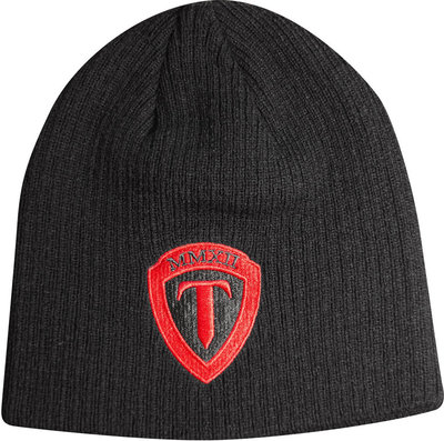 Torque Sports Stealth Knit Cap Beanie