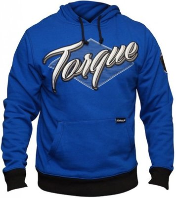 Torque Blue Zircon Hoodie Fight Club Torque