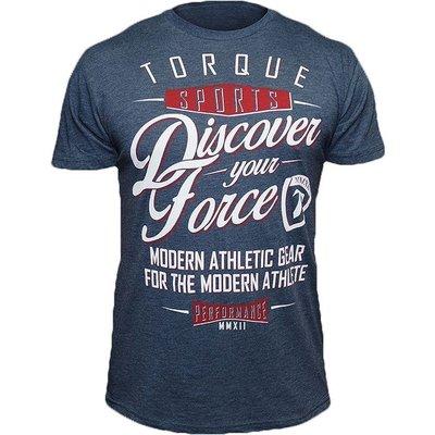 Torque Discover Your Force T Shirt Indigo MMA Shop