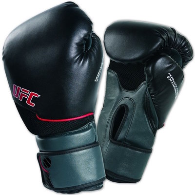 UFC Competition Bokshandschoenen Zwart by UFC Fight Gear