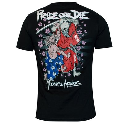 PRIDE or Die Inner Demons T Shirt by Meerkatsu