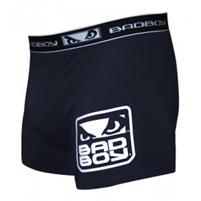 Bad Boy Underwear Contender Boxer Shorts Grey MMA Kleding