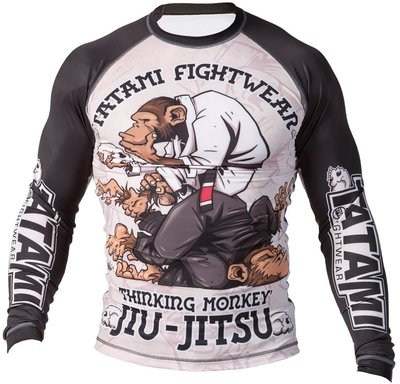 Tatami Thinker Monkey Rash Guard by Tatami BJJ Fightgear