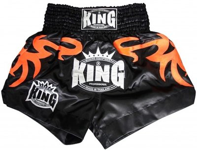King Kickboks Vecht Broekje Short KTBS 34 Muay Thai Shorts