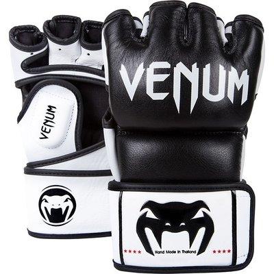 MMA Handschoenen Undisputed Black Leather Venum Fightgear