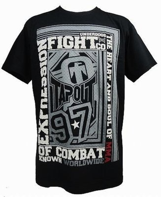 TapouT Heart and Soul T-Shirt only in size S