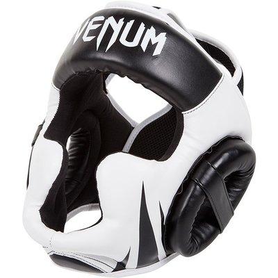 Venum Challenger Headgear 2.0 Hoofd Beschermer Zwart Wit