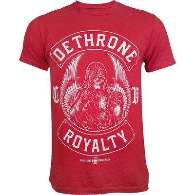 Dethrone Cain Velasquez Club Patch Red size XXL