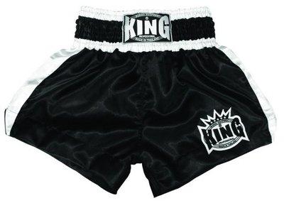 King Kickboks Vecht Broekje Short KTBS 01 Muay Thai Shorts