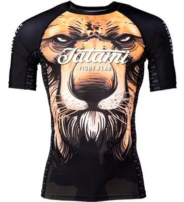Chris Burns Lion Rash Guard by Tatami Fightwear