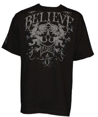 TapouT Believe Griffin Black T Shirt