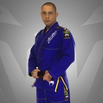 BJJ GI Venum Kimono Competitor Single Weave Blue only A1