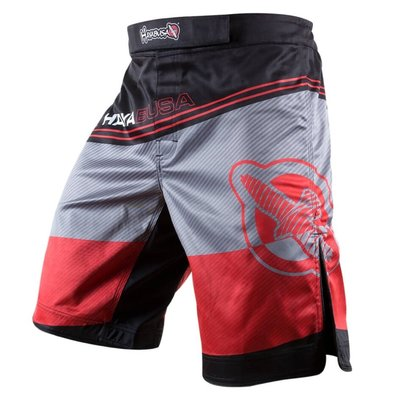 Hayabusa Kyoudo Prime MMA Fight Short Red Vechtsport Kleding