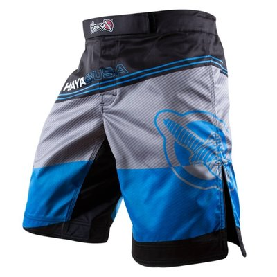 Hayabusa Kyoudo Prime MMA Fight Short Blue Vechtsport Kleding