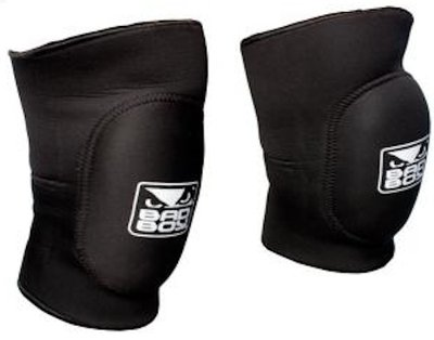 Bad Boy Elleboogbescherming Elbow Pads Zwart Bad Boy MMA Fight Gear