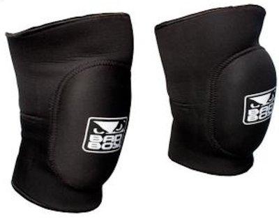 Bad Boy Elleboogbescherming Elbow Pads Zwart Bad Boy MMA Fight Gear
