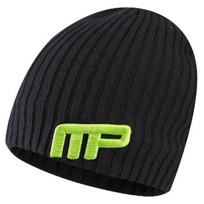 Muscle Pharm Beanie Muts Zwart by MusclePharm