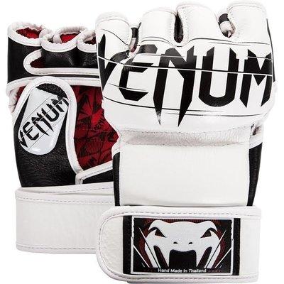 MMA Handschoenen Venum Undisputed 2.0 Wit Leder
