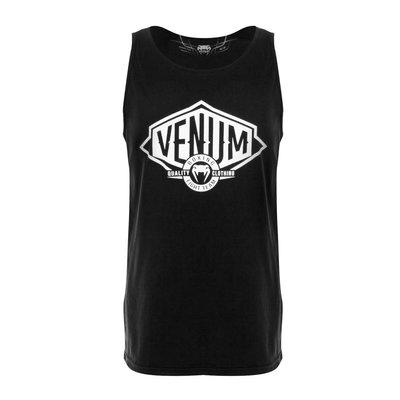 Venum STAMP Tank Top Hemd Zwart Vechtsport Kleding