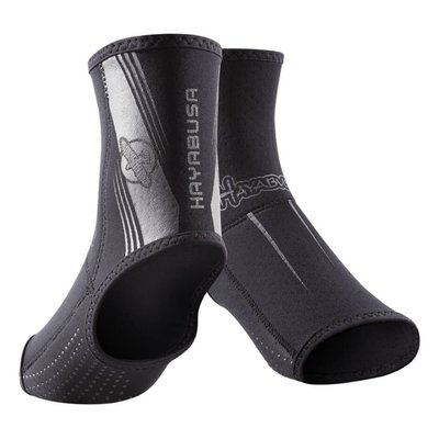 Hayabusa Ashi Foot Grips Ankle Support 2.0 Black Grey