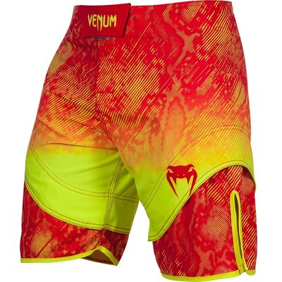 MMA Vechtsport Broekje Venum Fusion Orange Yellow