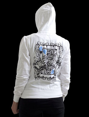 TapouT Queen French Terry Hoodie Dames Vechtsport Kleding