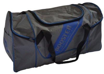 Booster Team Duffel Bag Training Sporttas Gym Bag Grey Blue
