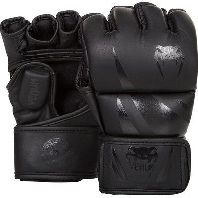MMA Handschoenen Challenger MMA Gloves Black