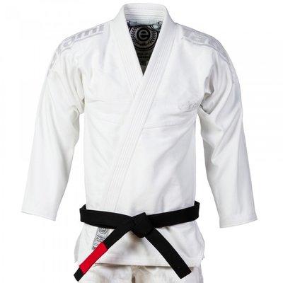 Tatami Estilo 5.0 Premier BJJ Gi Kimono White Silver