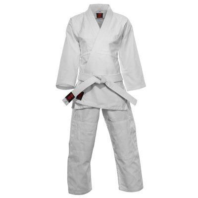 Judo Pak Kinza Jeugd wit incl Judoband Essimo Judo Kleding