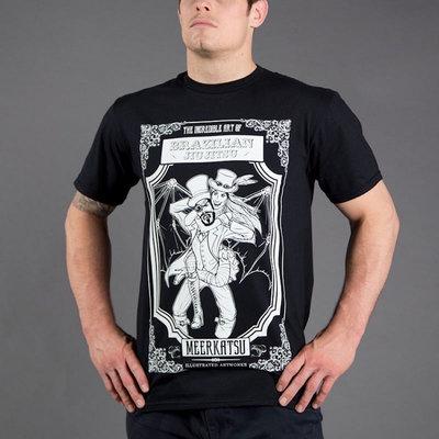 Meerkatsu Steampunk BJJ Grappling T Shirts BJJ Winkel