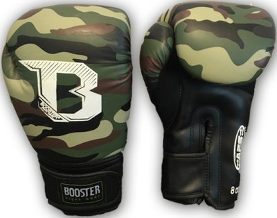 Booster BG Youth Kids Junior Bokshandschoenen Camo