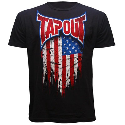TapouT USA Global World Collection T Shirt