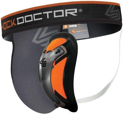 Shock Doctor SD329 Tok Kruisbeschermer Ultra Pro Carbon Flex Cup