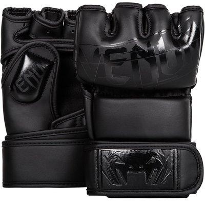 MMA Handschoenen Venum Undisputed 2.0 Hi Q PU Black