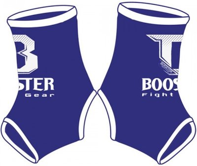 Booster Enkel Versteviging 2.0 Muay Thai Enkel Versteviging Blauw