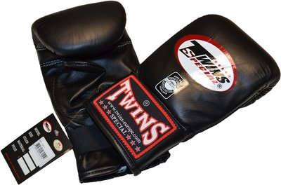 Twins TBM 1 Bokszak Training Handschoenen Bag Gloves Leder