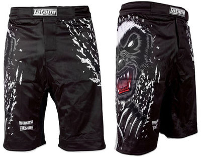 Tatami Honey Badger Fight Shorts No Gi MMA Grappling