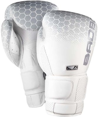 Bad Boy Kickboks Bokshandschoenen LEGACY 2.0 Boxing Gloves White