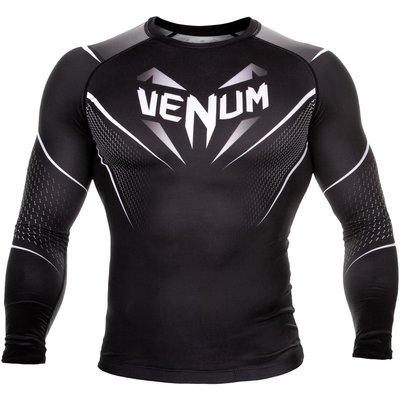 Venum Eyes L/S Rash Guard Black Vechtsport Winkel