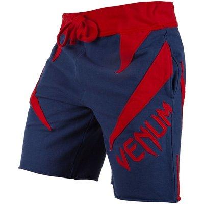 Venum Jaws Cotton Shorts Blue Red Fightshop Nederland