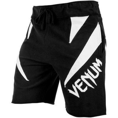 Venum Jaws Cotton Shorts Black Ice Vechtsport Drenthe