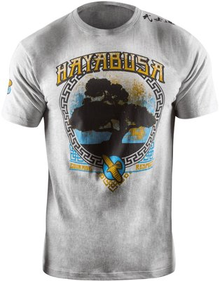 Hayabusa Bonsai T Shirt Grey MMA Shop Nederland