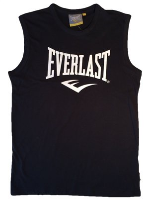 Everlast Tank Top Vest Black Everlast Boks Kleding
