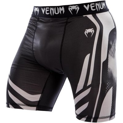 Venum Technical Compression shorts Black Grey