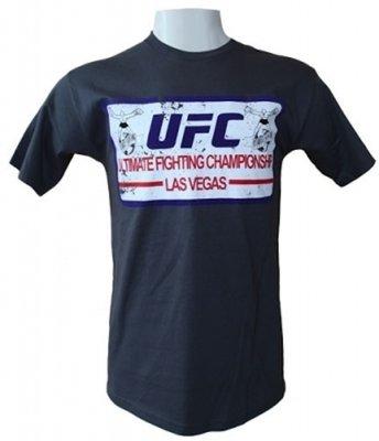 UFC Vegas MMA T-Shirt Vechtsport Kleding UFC