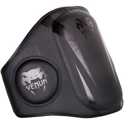 Venum Elite Buikbeschermer Belly Protector Black Black