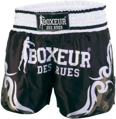 Boxeur Kickboks Muay Thai Shorts Tribal Symbols Camo