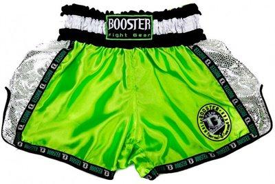Booster Kickboks Broekjes TBT PRO 4.1 Neo Green